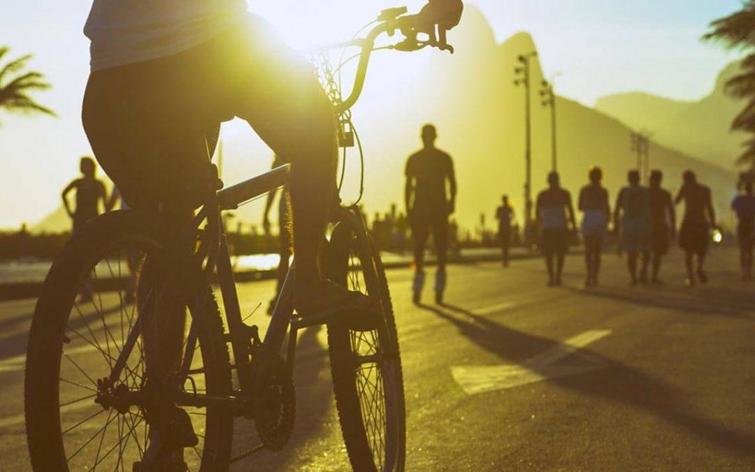 10 dicas para andar de bicicleta com segurança no trânsito