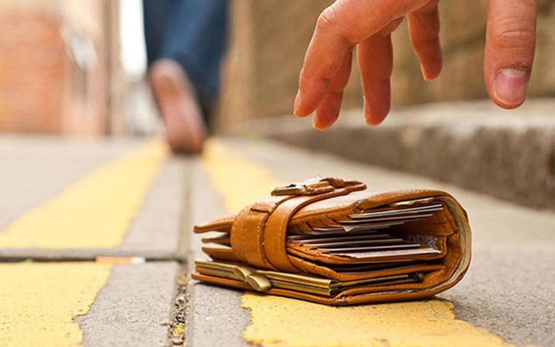 O que fazer em caso de furto, extravio ou perda de documentos pessoais