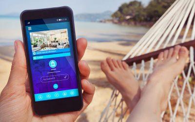 Como monitorar a casa pelo celular